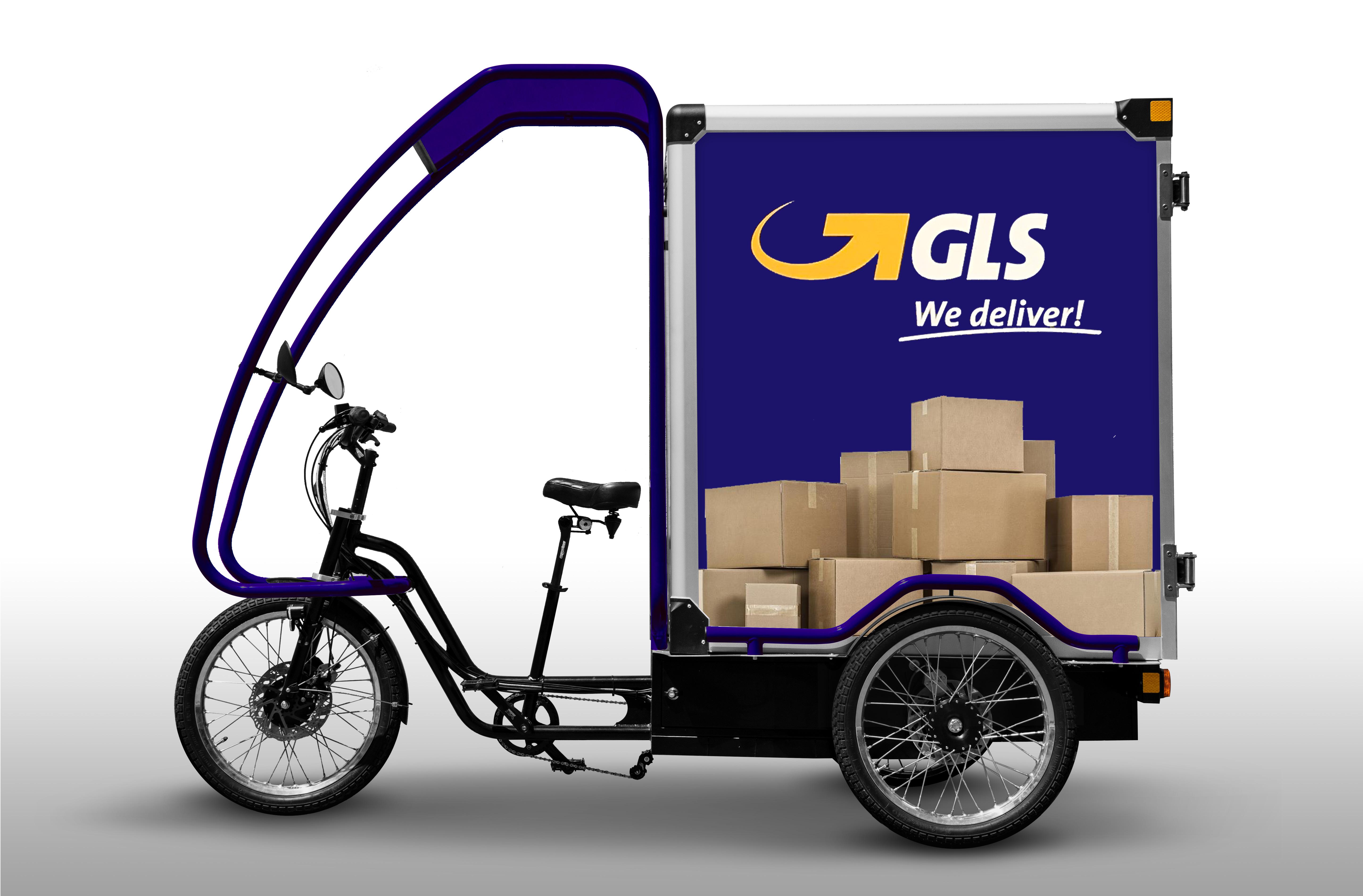 BRING S GLS Edition Vollaustattung mit FLEXBOX / Power Station / Branding / Colour